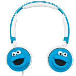 Cookie Monster 3D Headphones