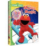 Elmo's Music Magic DVD