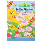 Sesame Street: In the Garden Sticker Activity Book