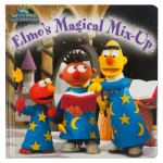 Elmo's Magical Mix-Up Book