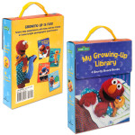 Sesame Street My Growing-Up Library Book
