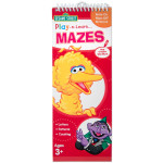 Sesame Street Play and Learn Mazes