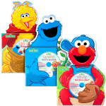 Sesame Street Lap Books Set