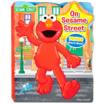 On Sesame Street Fold Out Sound Book