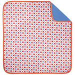 Elmo Argyle Reversible Baby Blanket