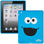 Cookie Monster TPU Case For iPad 2