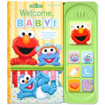 Welcome Baby! with Elmo - Little Sound Book