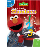 Sesame Street: Elmo's Magic Numbers DVD