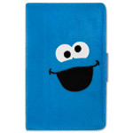 Cookie Monster Plush Portfolio Case Kindle Fire
