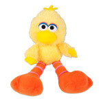 Big Bird Floppy Body Plush