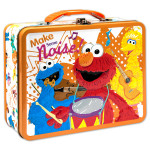 Elmo's Make Some Noise Tin Lunch Box