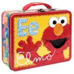 Elmo's Ee Tin Lunch Box
