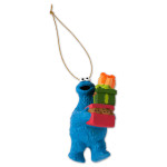 "Sesame Street 3.5"" Cookie Gifts Ornament"