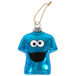 Cookie Monster Big Face T-shirt Ornament