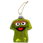 Oscar Big Face T-shirt Ornament
