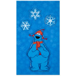 Sesame Street Cookie Window Cling