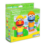 Sesame Street Best Friends Building Set