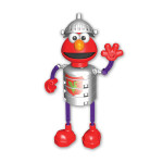 Talking Knight Elmo KNEX Building Set