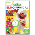 PRE-ORDER Sesame Street: Elmo the Musical DVD
