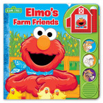 Sesame Street Elmos Farm Friends Book