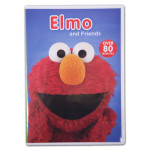 Sesame Street: Elmo and Friends DVD