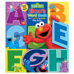 Sesame Street Elmos's Word Book An English/Spanish Flap Book
