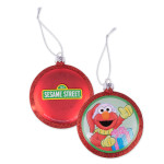 Elmo Blow Mold Ornament