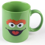 Sesame Street - Oscar the Grouch 11 oz. Mug