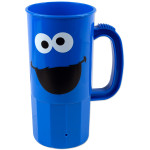 Sesame Street - Cookie Monster 22 oz. Plastic Mug