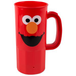 Sesame Street - Elmo 22 oz. Plastic Mug
