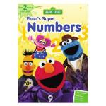Sesame Street: Elmo's Super Numbers DVD