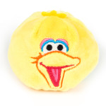 Sesame Street Big Bird Beanbag Pal