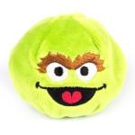 Sesame Street Oscar Beanbag Pal