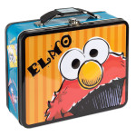 Elmo Large Tin Lunch Box