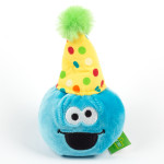 Sesame Street - Sesame Birthday Beanbag Cookie Monster