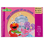 Sesame Street Abby Cadabby Up and Down Hard Cover