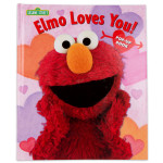 Sesame Street Elmo Loves You!: The Pop-Up Hard Cover