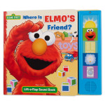 Sesame Street Where is Elmo's Friend?