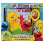 Sesame Street Explore with Elmo