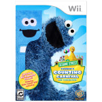 Cookie's Counting Carnival Video Game - Nintendo Wii