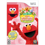 Elmo's A-to-Zoo Adventure Video Game - Nintendo Wii