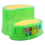 Sesame Street 2-Tier Step Stool