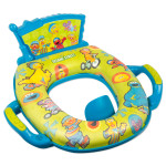 Sesame Street Deluxe Softy Potty Seat with Sound