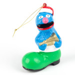 Grover Shoe Ornament