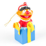 Ernie Present Ornament