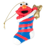 Elmo Stocking Ornament