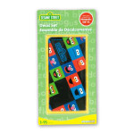 Sesame Street Friends Nintendo DSi XL 3pc Decal Set