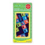 Sesame Street Friends Nintendo DSi 3pc Decal Set