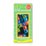 Sesame Street Friends Nintendo DS Lite 3pc Decal Set