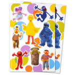 Elmos Party Stickers